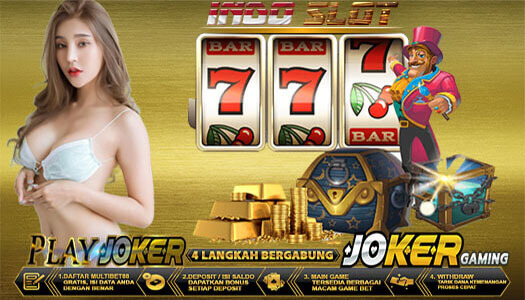 Agen Joker Official Daftar Akun Game Online Slot